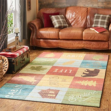 Mohawk Lodge Rugs